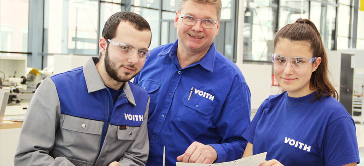 Voith GmbH & Co. KGaA